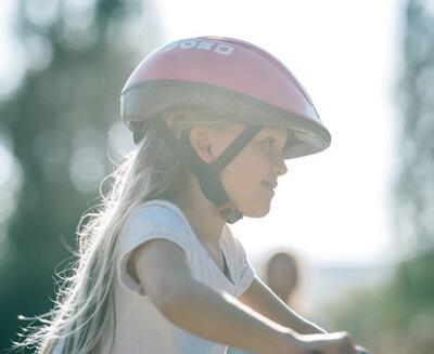 兒童自行車|如何挑選童車安全帽?讓小寶貝兜風更安全