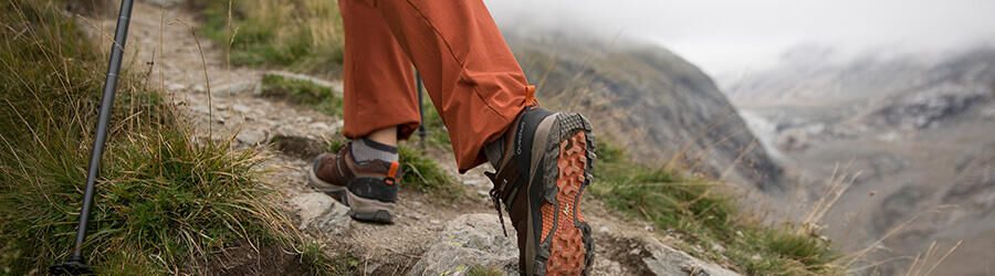preparing your hike - shoes