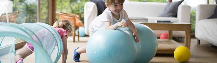 Découvrir la Baby Gym