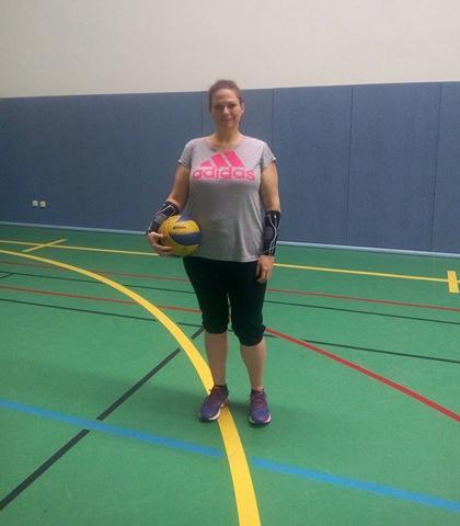 Témoignage Aurelia - Volleyball