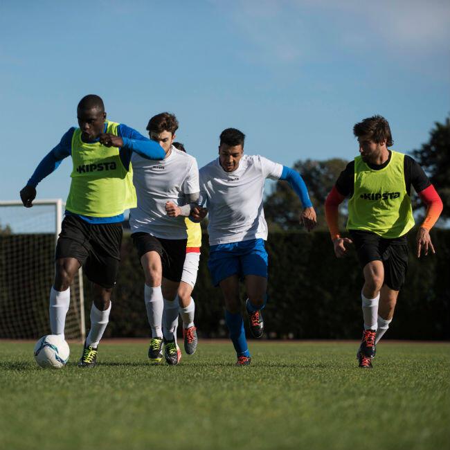 Os 5 benefícios do futebol