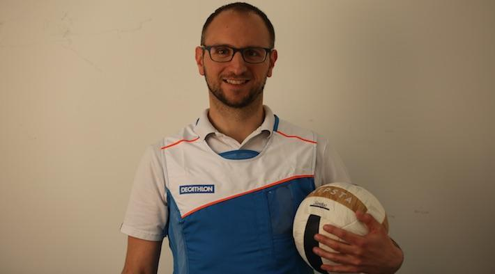 Franck - volleyball