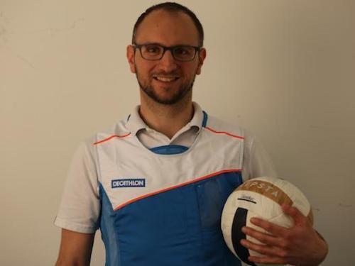 Franck - volleyball