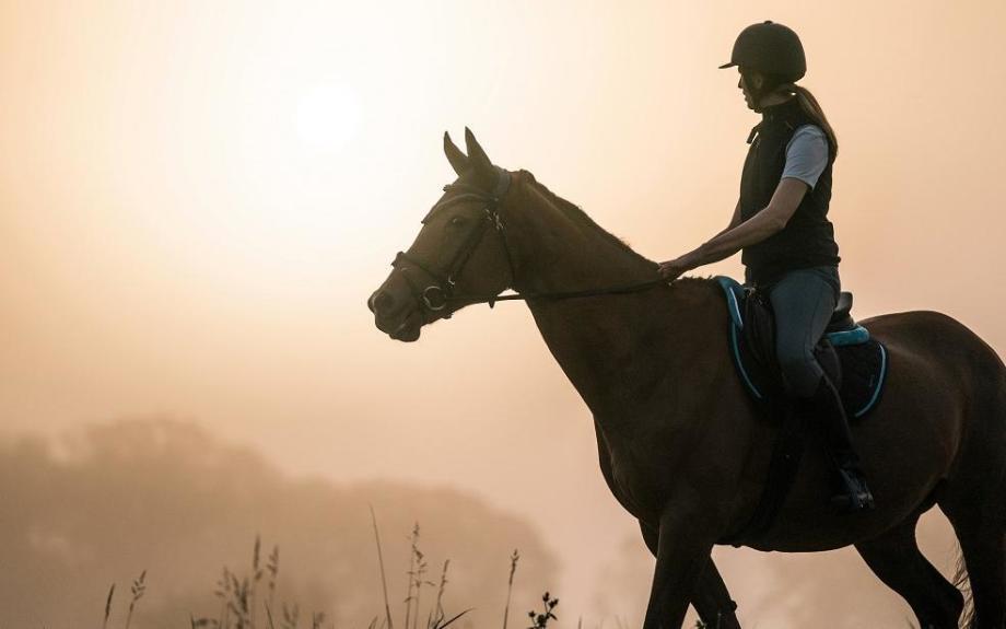 équitation randonnée decathlon
