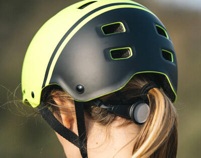 正確配戴頭盔的建議