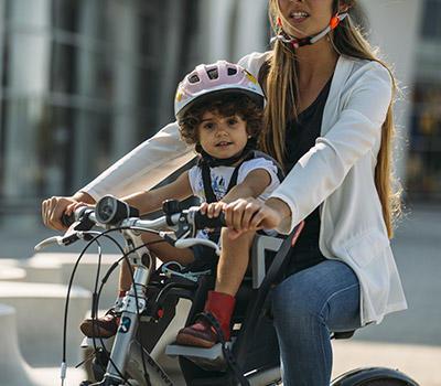 Emmener son enfant en vélo, quelles solutions