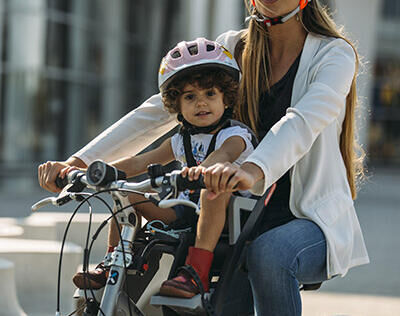 Emmener son enfant en vélo, quelles solutions ?