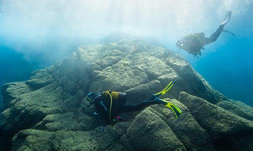 潛水發展史