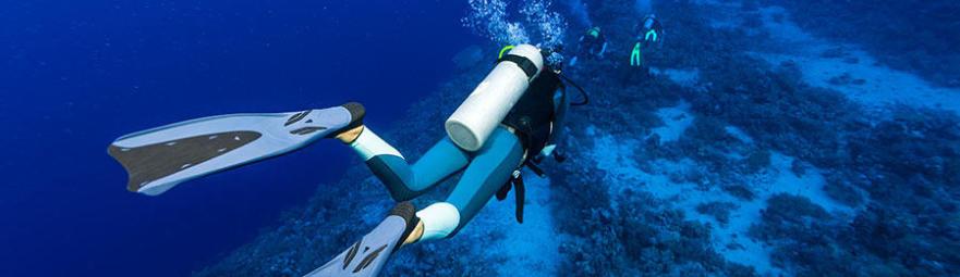 bienfaits plongée sous-marine subea decathlon
