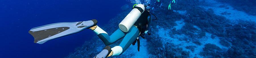 潛水的好處