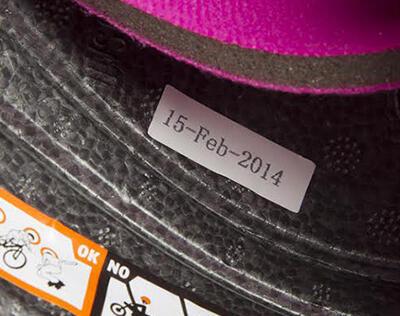 Efficacité d'un casque de vélo: entretien, stockage et renouvellement
