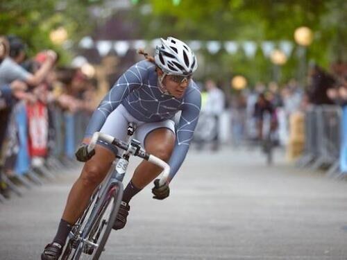 Fleur Faure - cycliste pro