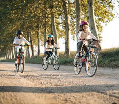 孩子 腳踏車