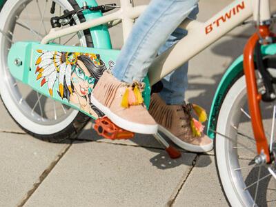 如何挑選兒童自行車