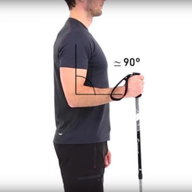 Bien utiliser et régler vos bâtons de randonnée