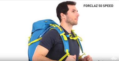 Como regular a mochila - costas