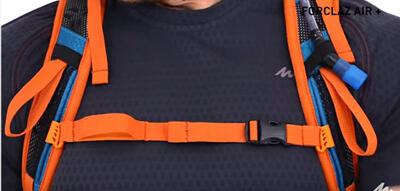 Como regular a mochila - peito