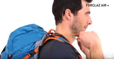 Comment régler votre sac à dos - épaules