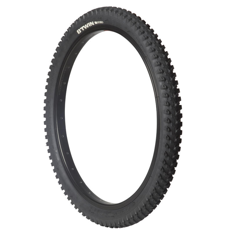 Children's 20x1.95 Stiff Bead Mountain Bike Tyre / ETRTO 47-406