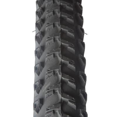 إطار دراجة جبلية ذات حافة صلبة مقاس 24x1.95 للأطفال/ ETRTO 47-507