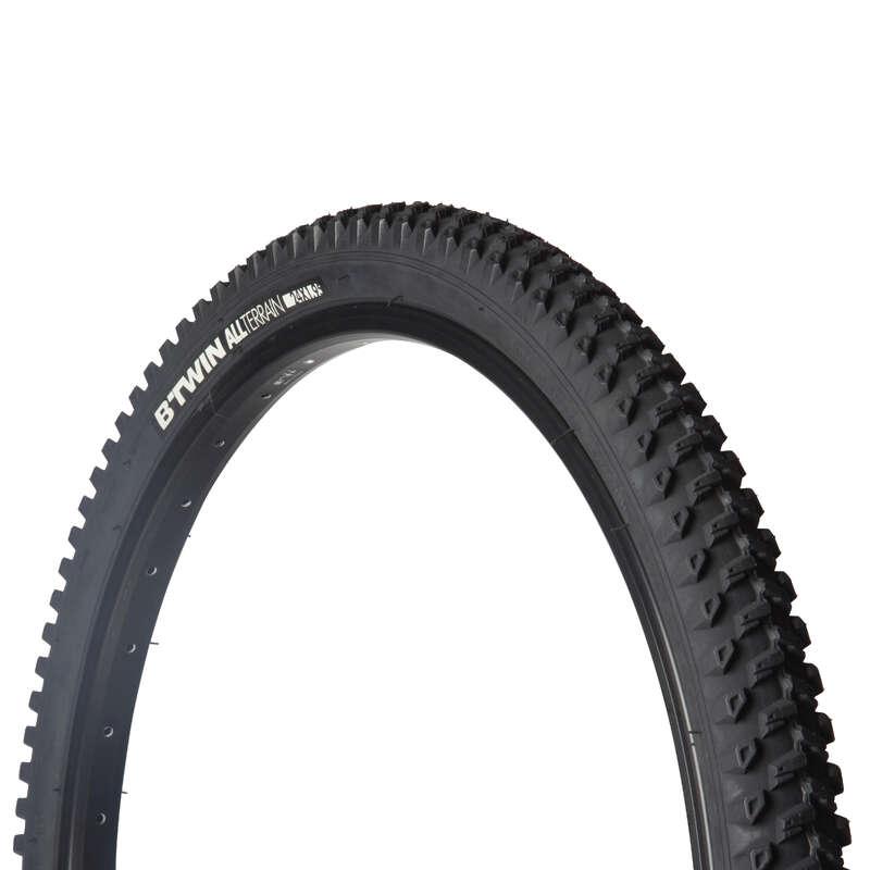 Reifen Kinderräder Radsport - Reifen Kinderrad 24 x 1,95 BTWIN - Fahrradzubehör