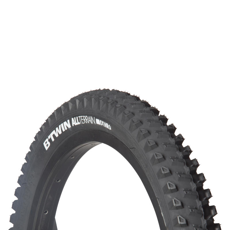 Children's 14x1.95 Stiff Bead Bike Tyre / ETRTO 47-254