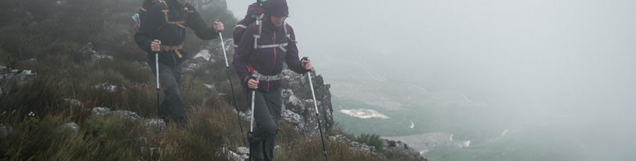 how to predict storm mountain hiking