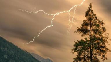 Onweer in de bergen, wat nu?