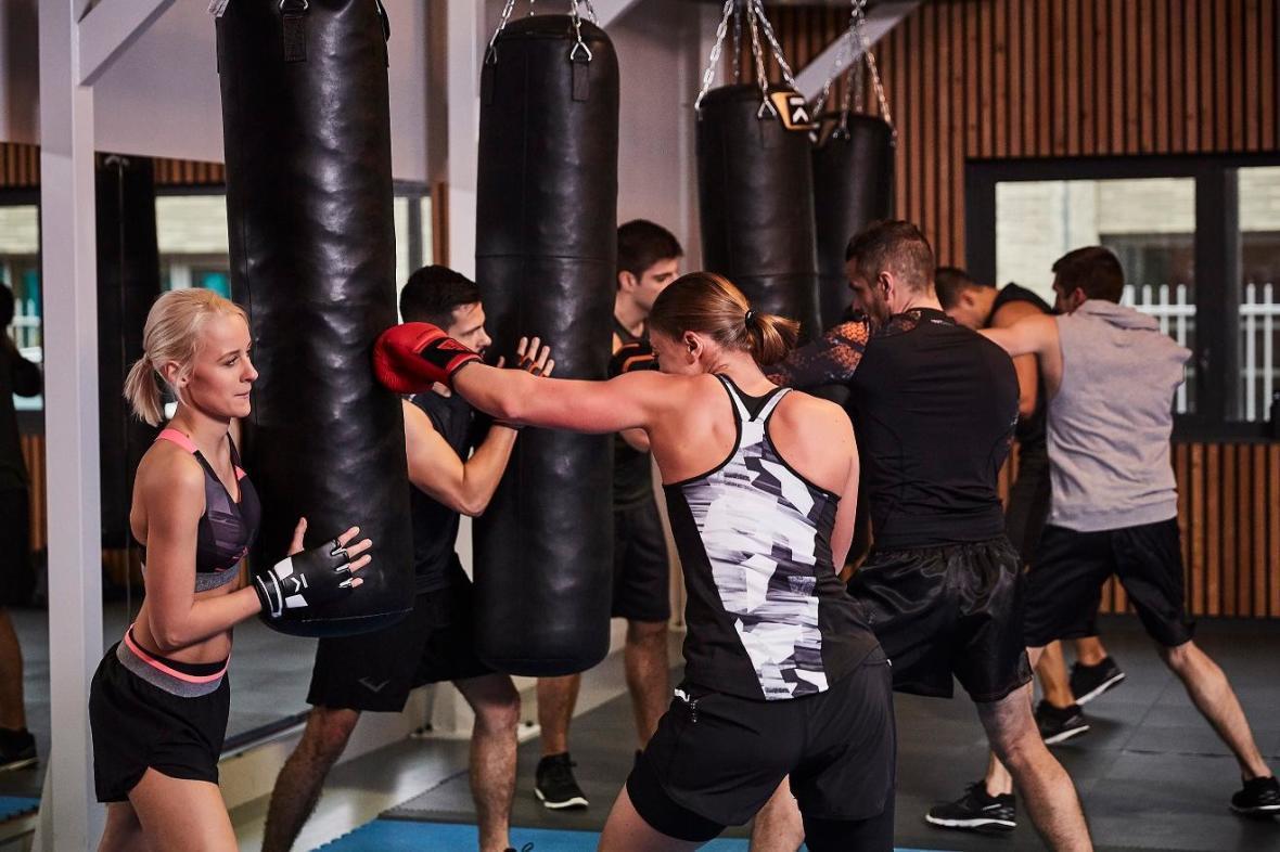 De voordelen van boksen voor vrouwen
