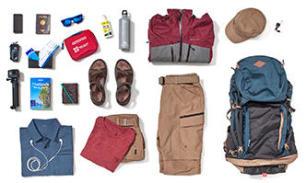 matos trek voyage backpacking backpacker