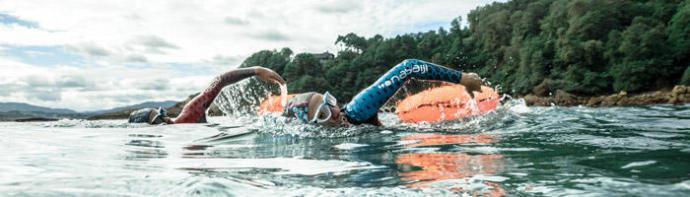 combinaison de nage en eau libre