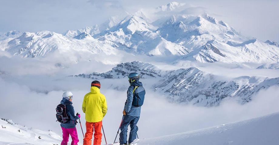 découvrez le ski freeride avec Decathlon