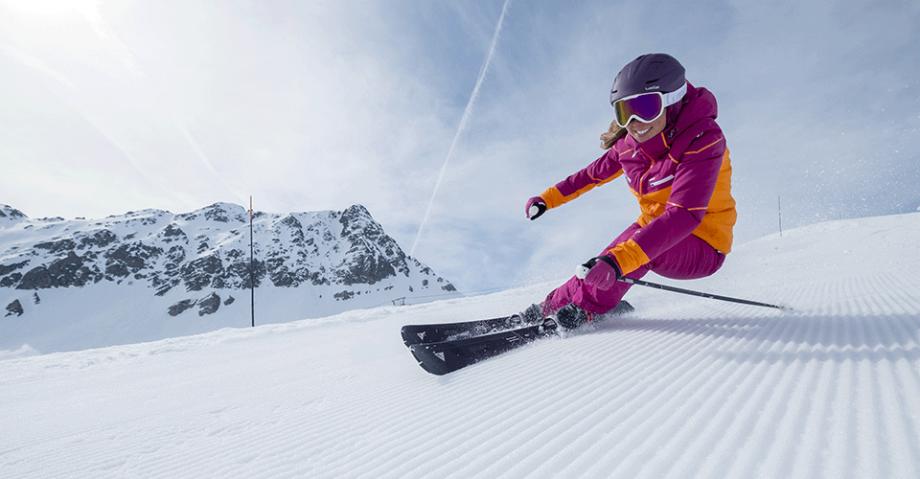 ski de piste