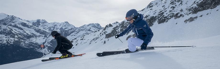 Le ski de piste