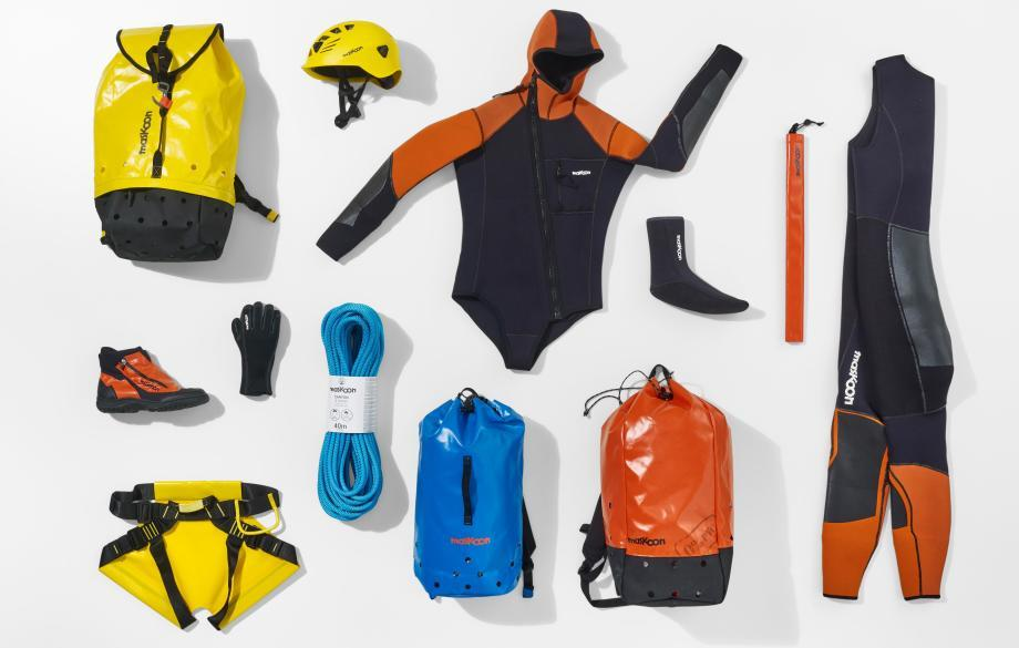 equipement-canyoning