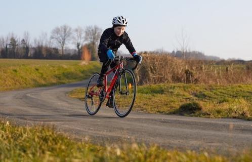 landsvägscykel juniormodell 26 tum