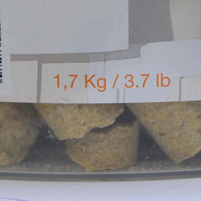 Golosinas equitación caballo y poni FOUGATREATS manzana - 1,7 kg