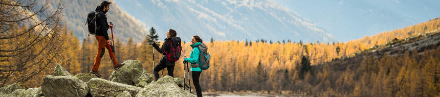 Learn about hiking