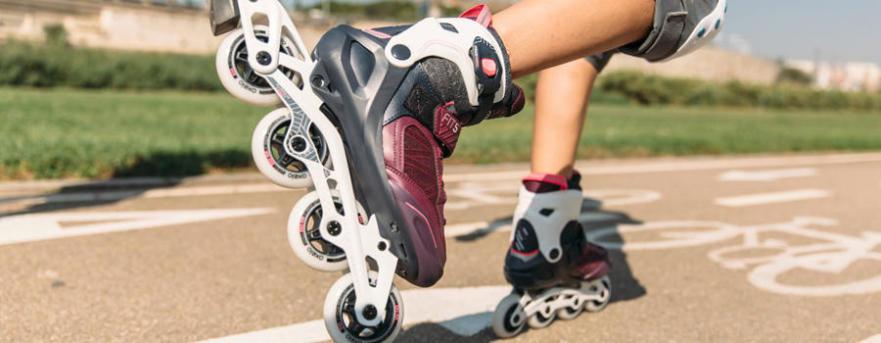 Ontdek fitness skaten
