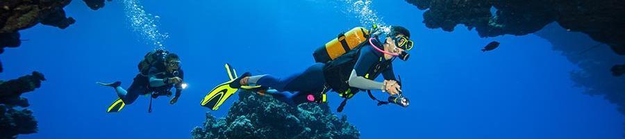 bienfaits plongée sous-marine anti stress subea decathlon