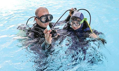 bienfaits plongée sous-marine accessible à tous subea decathlon