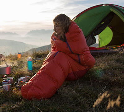 5 tips to ensure you're never cold in your sleeping bag