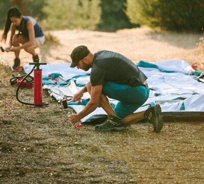 Comment bien installer sa tente ?