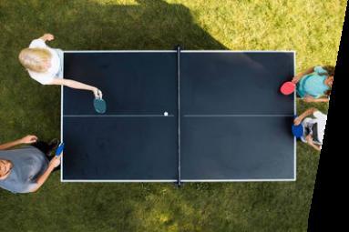 Tischtennis Ping-Pong