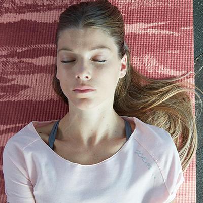rergel van yoga