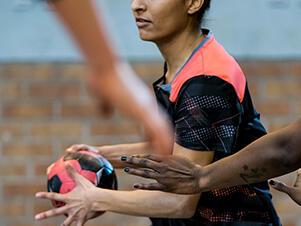 Les bienfaits du handball