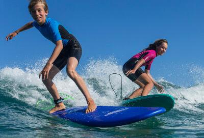 Les bienfaits du surf et bodyboard