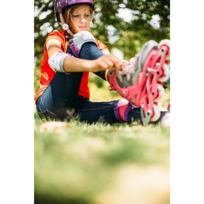 Skeelers Fit 3 voor kinderen marineblauw