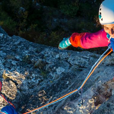 accessoires pour cordes d'escalade