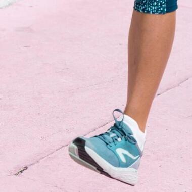 sokken kalenji loopkousen decathlon lopen